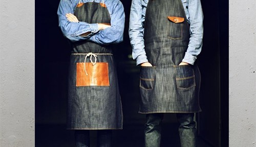 Revive your uniform: The Bespoke Apron