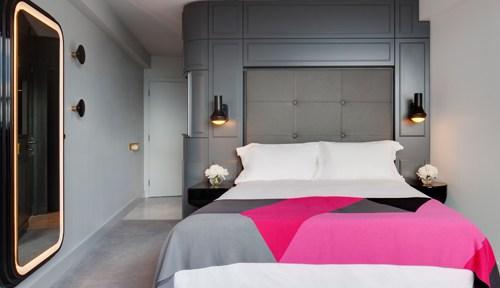 A Sneak-Peak into the Mondrian London's interior