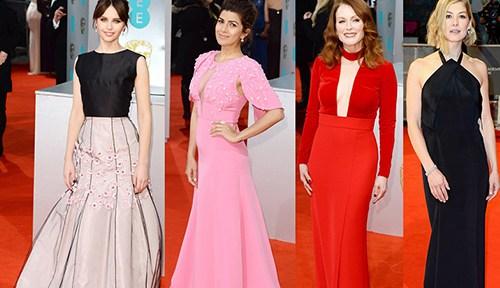 BAFTA's vs The Grammy's Uniform Inspiration