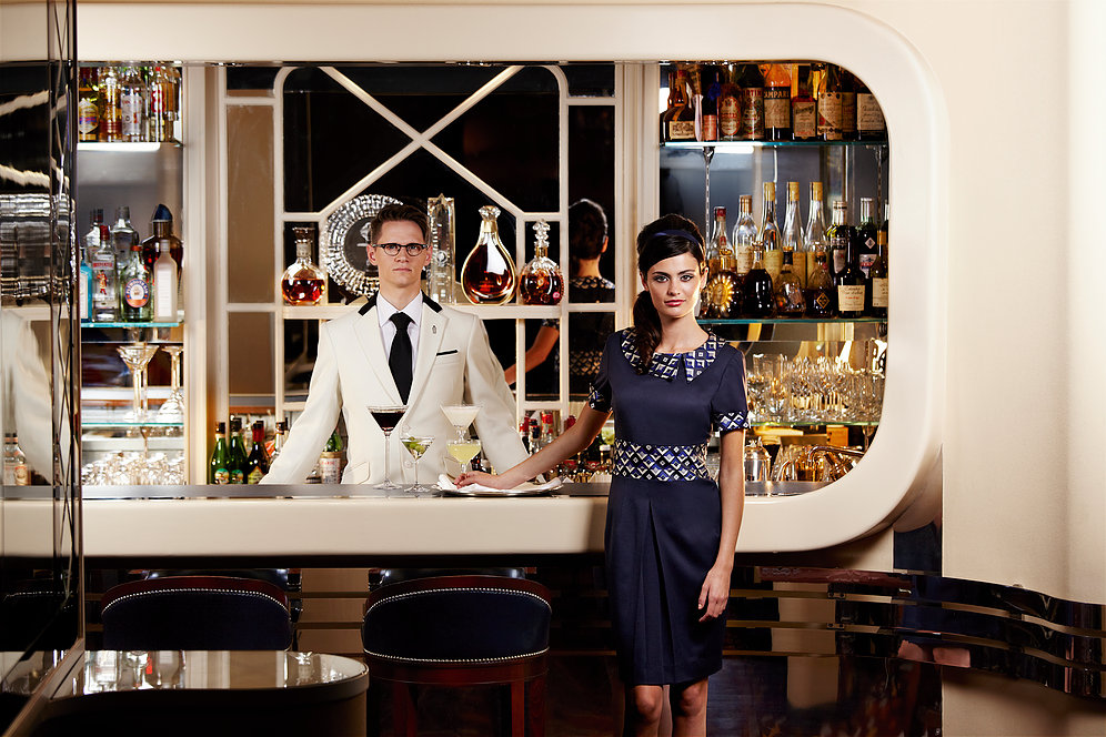 The Savoy – The American Bar