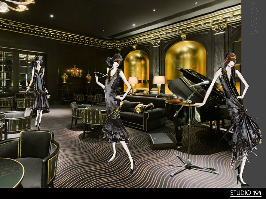 The Savoy – Beaufort Bar